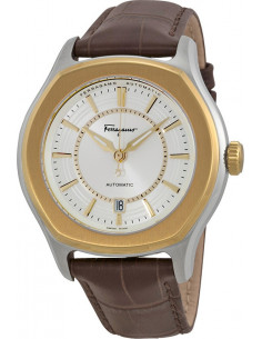 Chic Time | Montre Homme Salvatore Ferragamo FQ1030013 Marron  | Prix : 1,699.00
