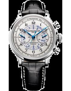 Chic Time | Montre Homme Baume & Mercier Capeland MOA10006 Noir  | Prix : 6,540.00