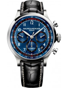 Chic Time | Baume et Mercier MOA10065 men's watch  | Buy at best price