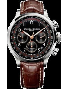 Chic Time | Montre Homme Baume & Mercier Capeland MOA10067 Marron  | Prix : 3,790.00
