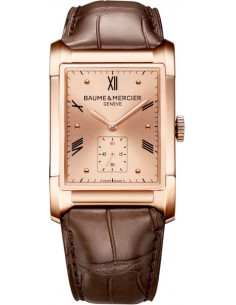 Chic Time | Montre Homme Baume & Mercier Hampton MOA10033 Marron  | Prix : 13,290.00