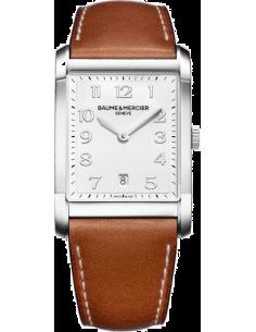 Chic Time | Montre Homme Baume & Mercier Hampton MOA10153 Marron  | Prix : 1,390.00