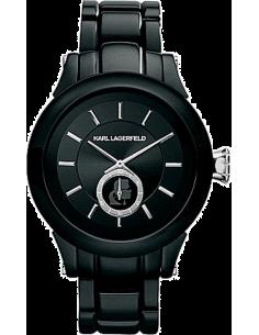 Chic Time | Montre Femme Karl Lagerfeld KL1206 Noir  | Prix : 259,00€