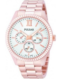 Montre Femme Pulsar PP6130X1 Or Rose
