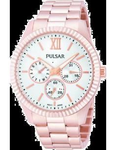 Chic Time | Montre Femme Pulsar PP6130X1 Or Rose  | Prix : 55,60€