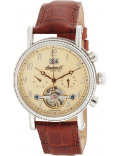 Chic Time | Montre Homme Ingersoll Classic IN1800CR Marron  | Prix : 299,00 €
