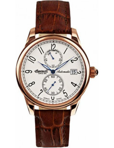 Chic Time | Montre Homme Ingersoll Archive IN8008RWH Marron  | Prix : 299,00 €