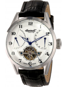 Chic Time   Montre Homme Ingersoll IN6901WH Noir    Prix : 329,00€