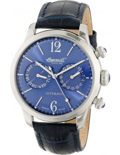 Chic Time   Montre Homme Ingersoll IN8009BL Bleu    Prix : 299,00€