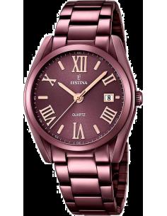 Chic Time | Montre Femme Festina Boyfriend F16865/1 Marron  | Prix : 149,00€