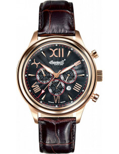 Chic Time | Montre Homme Ingersoll IN2810RBK Marron  | Prix : 399,00 €