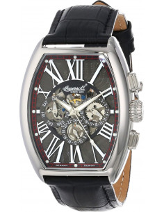 Chic Time | Montre Homme Ingersoll Archive IN3606GY Noir  | Prix : 359,00€