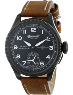 Chic Time | Montre Homme Ingersoll Active Watches IN3105BBKW Marron  | Prix : 289,00€