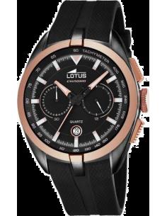 Chic Time | Montre Homme Lotus Smart Casual L18192/1 Noir  | Prix : 199,00€