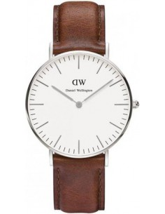 Chic Time | Montre Daniel Wellington Classic DW00100052 Marron  | Prix : 101,40 €