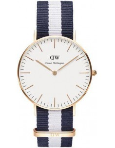 Chic Time | Montre Daniel Wellington Classic Glasgow DW00100031  | Prix : 83,40 €
