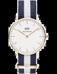 Chic Time | Montre Daniel Wellington Classic Glasgow DW00100031  | Prix : 69,50€