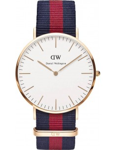 Chic Time | Montre Daniel Wellington Classic Oxford DW00100001  | Prix : 79,50 €