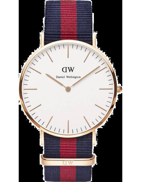 Chic Time | Montre Daniel Wellington Classic Oxford DW00100001  | Prix : 95,40€