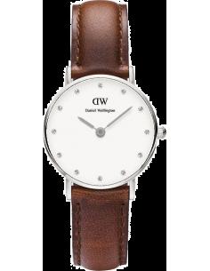Chic Time | Montre Daniel Wellington Classy St Mawes DW00100067 Marron  | Prix : 77,40€