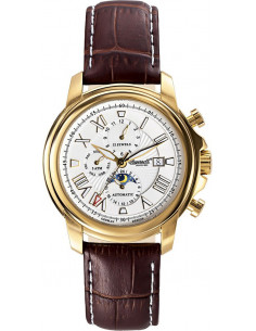 Chic Time | Montre Homme Ingersoll IN1217GSL Marron  | Prix : 349,00€