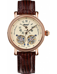 Chic Time | Montre Homme Ingersoll IN1819RCR Marron  | Prix : 479,00€