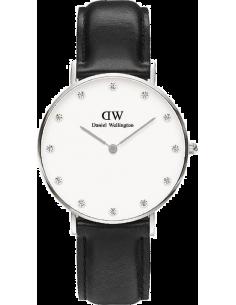 Chic Time   Montre Daniel Wellington Classy St Mawes 34 mm DW00100080 Noir    Prix : 101,40€