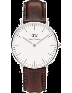 Chic Time | Montre Femme Daniel Wellington Classic DW00100056 Marron  | Prix : 143,65€