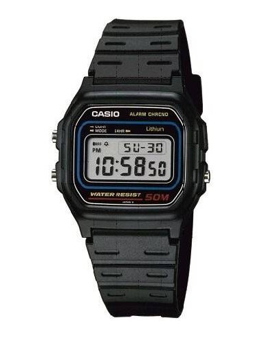 Chic Time | Casio W-59-1VQES Unisex watch  | Buy at best price