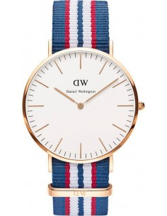 Chic Time | Montre Homme Daniel Wellington Classic 0113DW Multicolore  | Prix : 95,40 €