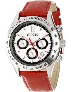 Chic Time | Montre Femme Versus by Versace SGC030012 Rouge  | Prix : 279,00€