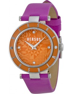 Chic Time | Montre Femme Versus by Versace Logo SP8060014 Rose  | Prix : 149,00 €
