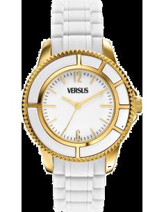 Chic Time | Montre Femme Versus by Versace Tokyo AL13SBQ701A001 Blanc et Or  | Prix : 189,00€