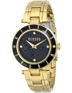 Chic Time | Montre Femme Versus by Versace Logo SP8110014 Or  | Prix : 289,00 €
