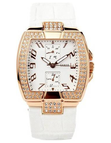 Chic Time | Montre Guess Mini Prism Squared W15056L2  | Prix : 169,90€