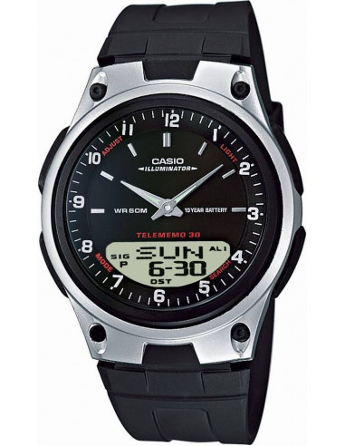 Chic Time | Casio AW-80-1AVES men's watch  | Buy at best price