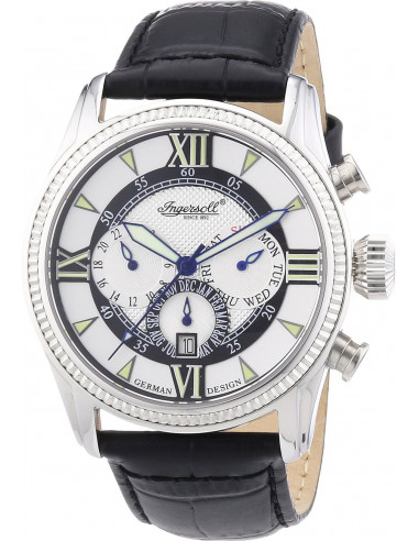 Chic Time | Montre Homme Ingersoll IN3213BK Noir  | Prix : 299,00 €