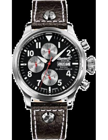 Chic Time | Montre Homme Ingersoll IN3903BK Noir  | Prix : 219,00€