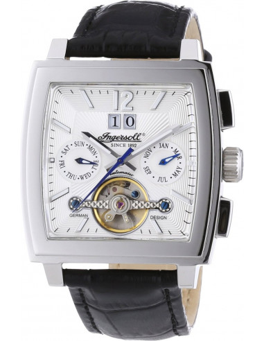 Chic Time | Montre Homme Ingersoll Classic IN4110SL Marron  | Prix : 299,00€