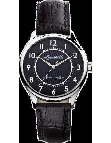 Chic Time | Montre Homme Ingersoll INJA001SLBK Noir  | Prix : 159,00€
