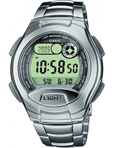 Chic Time | Montre Homme Casio Collection W-752D-1AVEF  | Prix : 44,91 €
