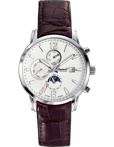 Chic Time   Montre Homme Ingersoll IN1302SL Marron    Prix : 309,00€