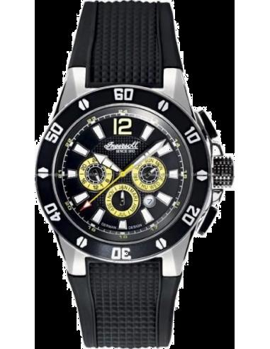 Chic Time | Montre Homme Ingersoll Classic IN3221BK Noir  | Prix : 199,00€