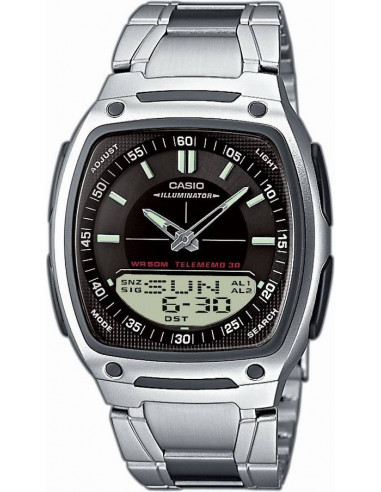 Chic Time | Montre Casio Collection AW-81D-1AVES pour Homme  | Prix : 34,00€