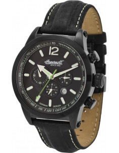 Chic Time | Montre Homme Ingersoll Active Watches IN3220BBK Noir  | Prix : 199,00€