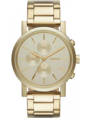Chic Time | Montre Homme DKNY NY2161 Or  | Prix : 199,00€