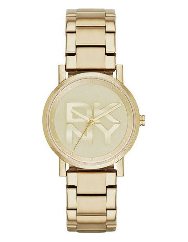 Chic Time   Montre Femme DKNY NY2303 Or    Prix : 109,00€