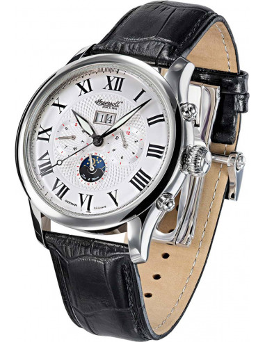 Chic Time | Montre Homme Ingersoll Classic IN1411SL Noir  | Prix : 229,00 €