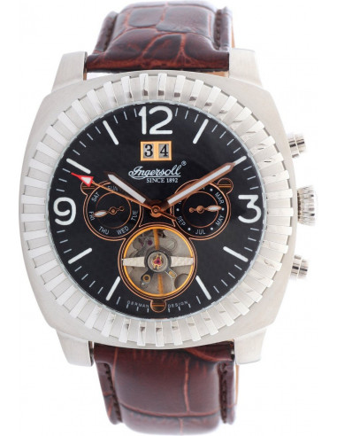 Chic Time | Montre Homme Ingersoll IN1811BK-1 Marron  | Prix : 189,00 €