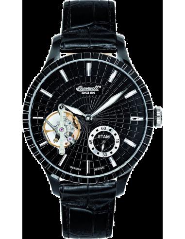 Chic Time | Montre Homme Ingersoll Classic IN7219BBK Noir  | Prix : 199,00€